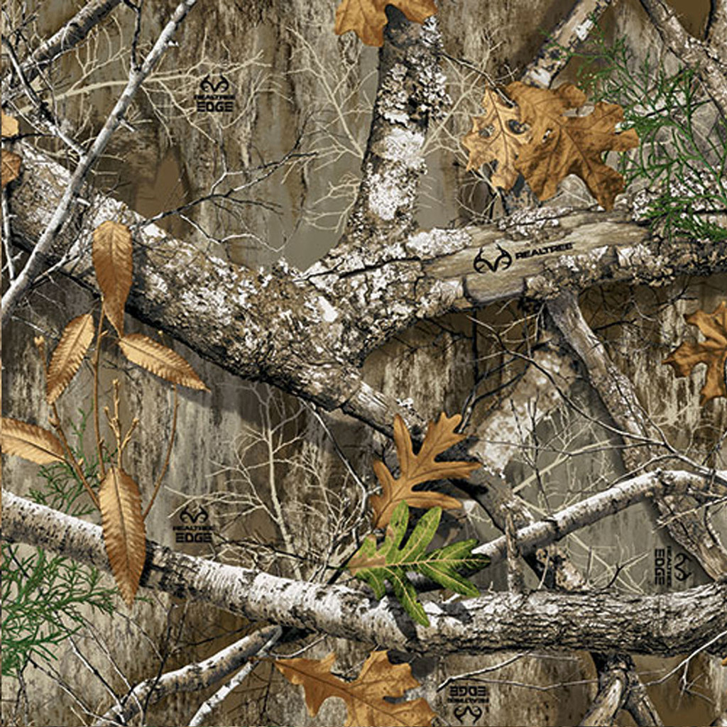 """Realtree Edge 3M 48"""" height Cast Vinyl / Matte Lamination ( By Foot )"""