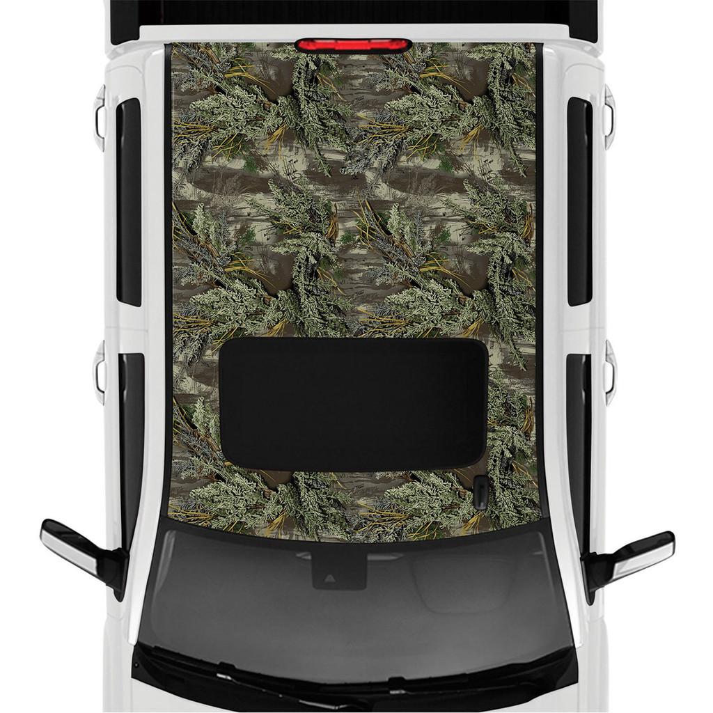 Realtree Camo Accent Premium Roof Kit Max-1
