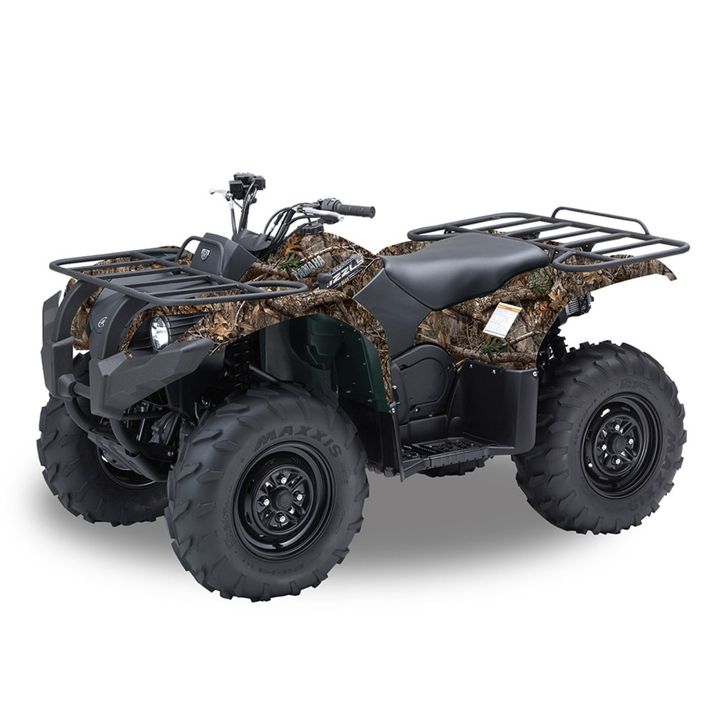 Realtree Camo ATV Kit Edge