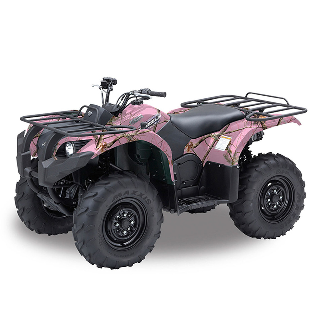 Realtree Camo ATV Kit AP Pink