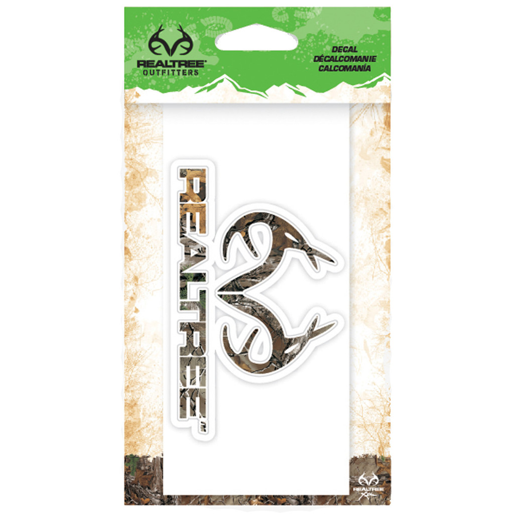 Realtree Outfitters Small Xtra Antler Decal Package