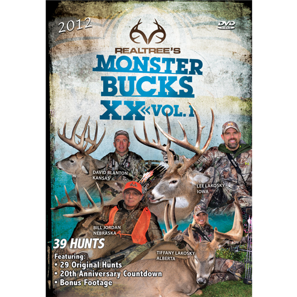 Monster Bucks XX, Volume 1