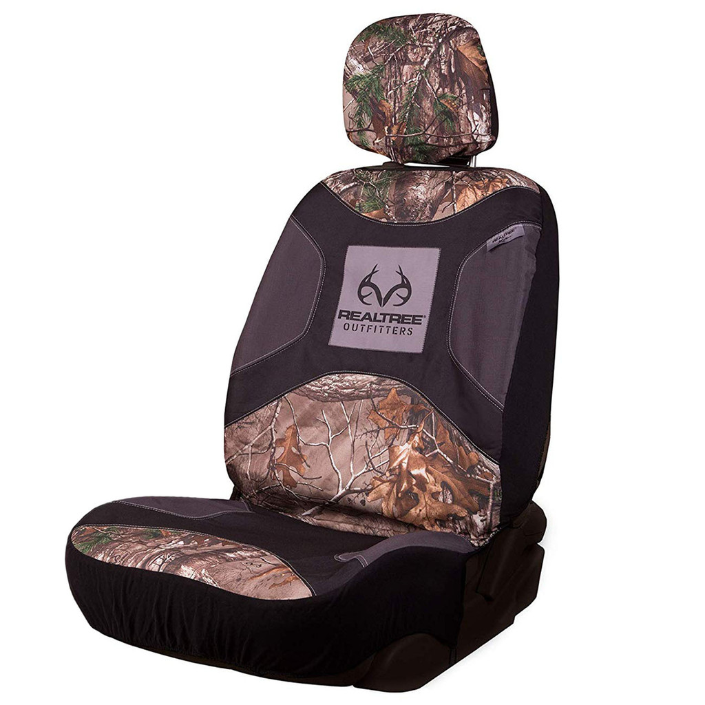 Realtree Xtra Lowback Seat Cover