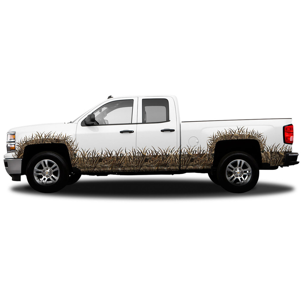 Realtree Max-5 Grassy Effect Accent Kit for Regular Size Truck