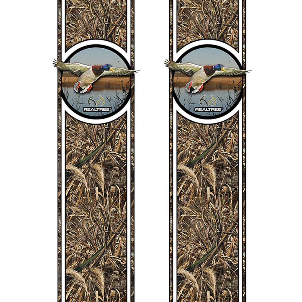 Realtree Max 5 Duck Bed Bands Image