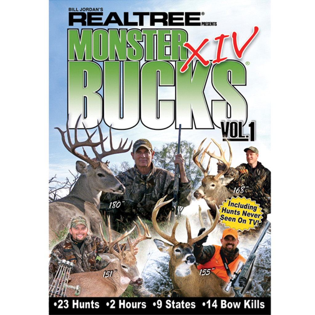 Digital Download Monster Bucks XIV, Volume 1 (2006 Release)