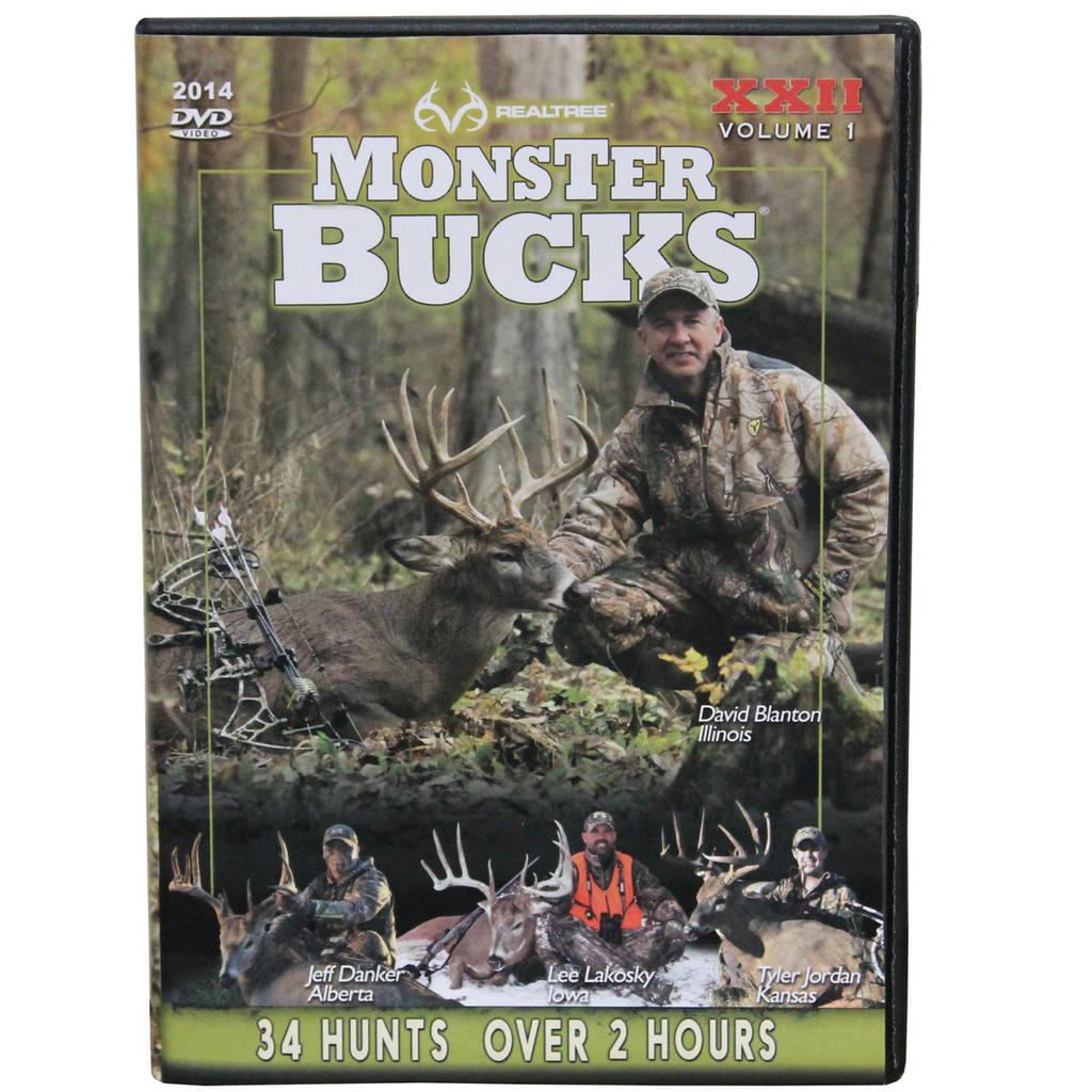 Digital Download Monster Bucks XXII, Volume 1 (2014) Front Image