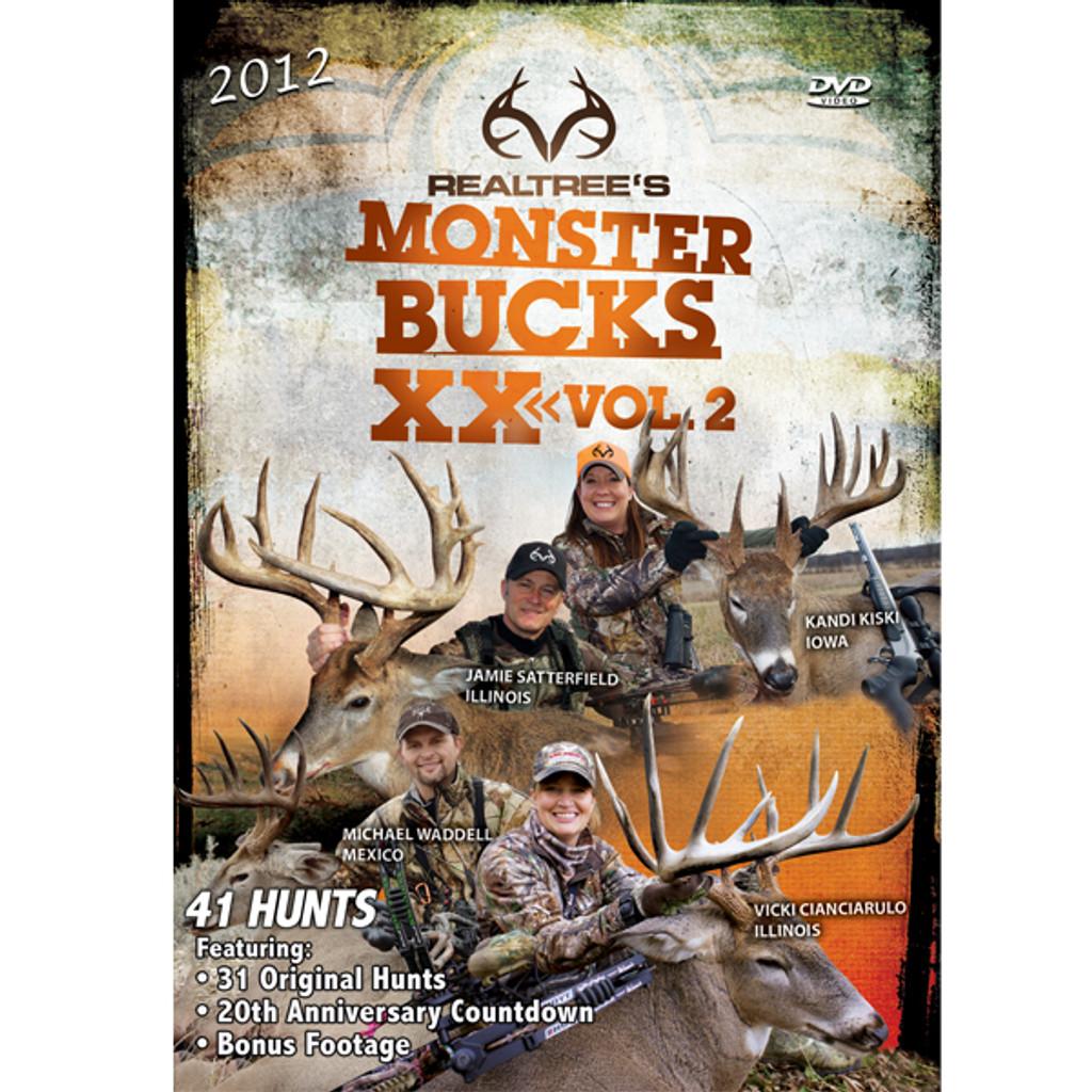Digital Download Monster Bucks XX, Volume 2 (2012)