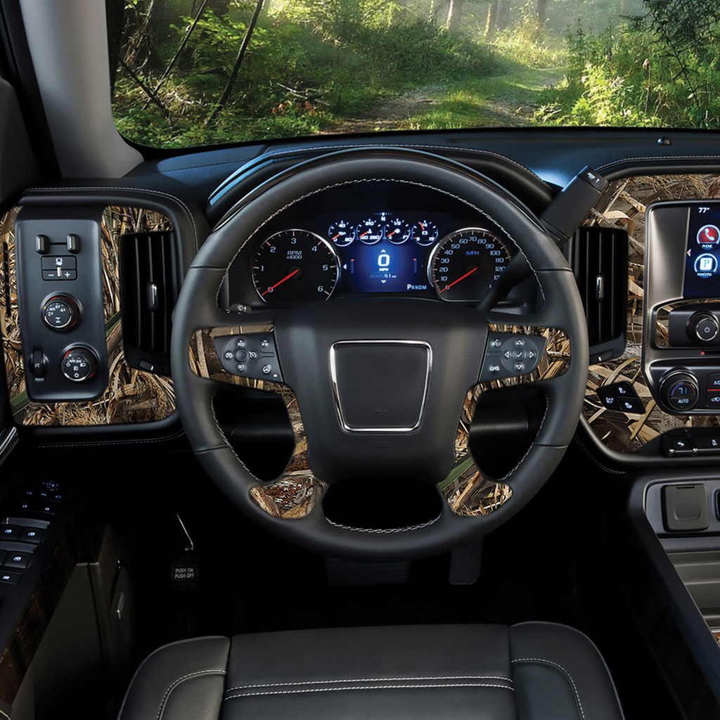 Realtree Auto Interior Vinyl Skin in Max-5