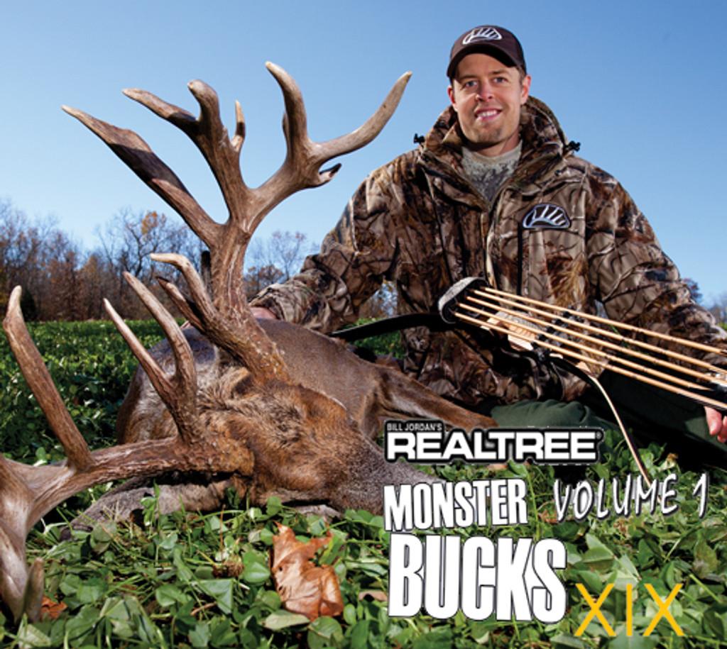 Monster Bucks XIX, Volume 1 Cover