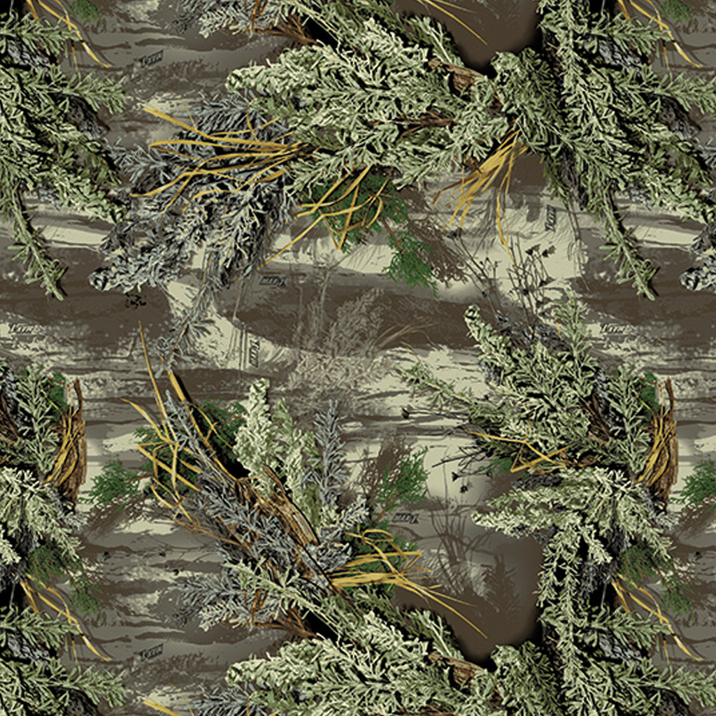 Realtree Camo Large Perforated Window Film Max-1