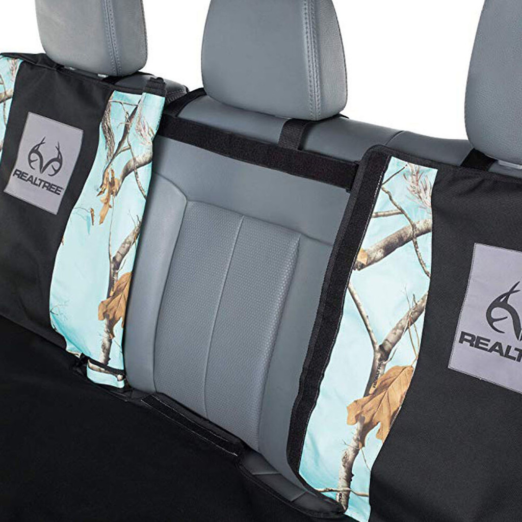 Realtree Mint Camo Switch Back Bench Seat Cover Middle Seat
