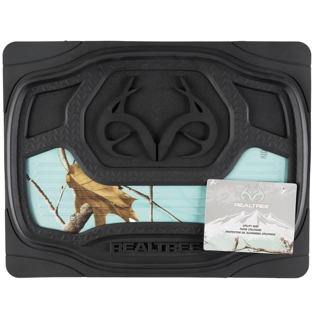 Realtree Mint Camo Rear Floor Mats Details