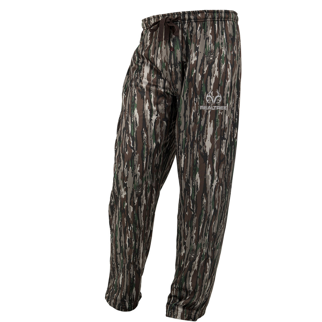 Realtree Men's Original Camo Antler Tech Pants Image