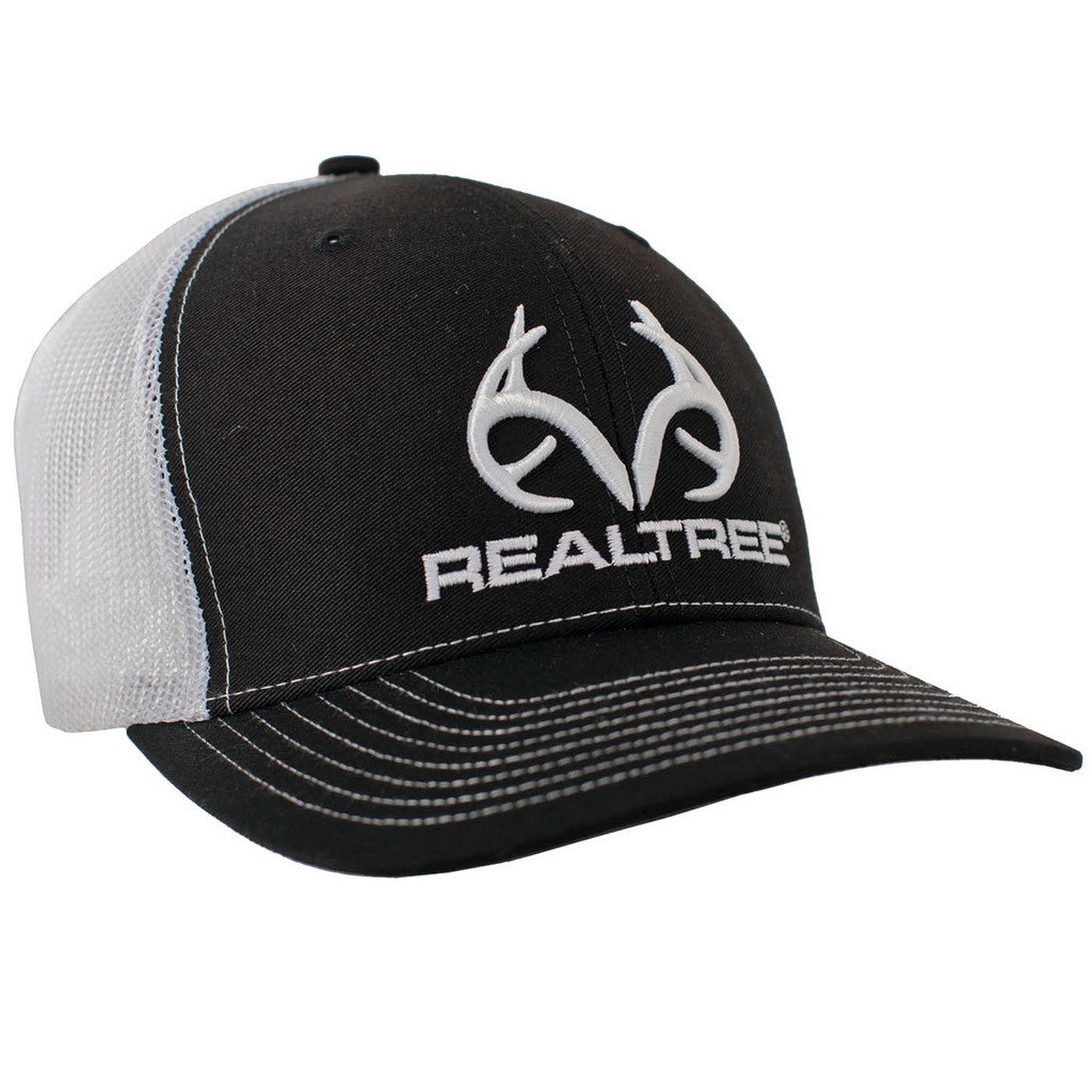 Realtree Antler Richardson Hat in Black 4b12b9a500e