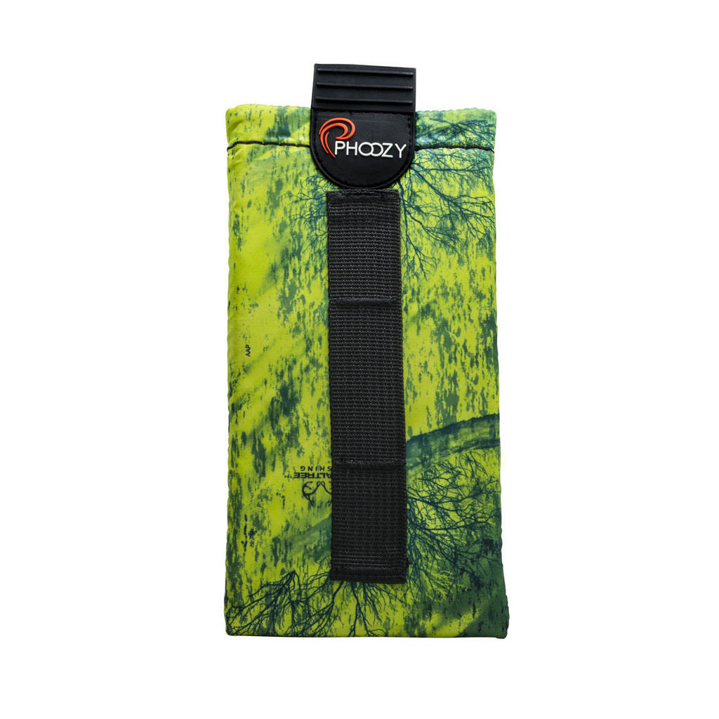 Realtree Fishing Phoozy XP3 Phone Case Green Back