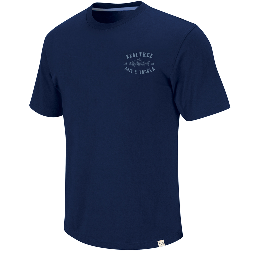 Bait and Tackle Short Sleeve Shirt Front Image
