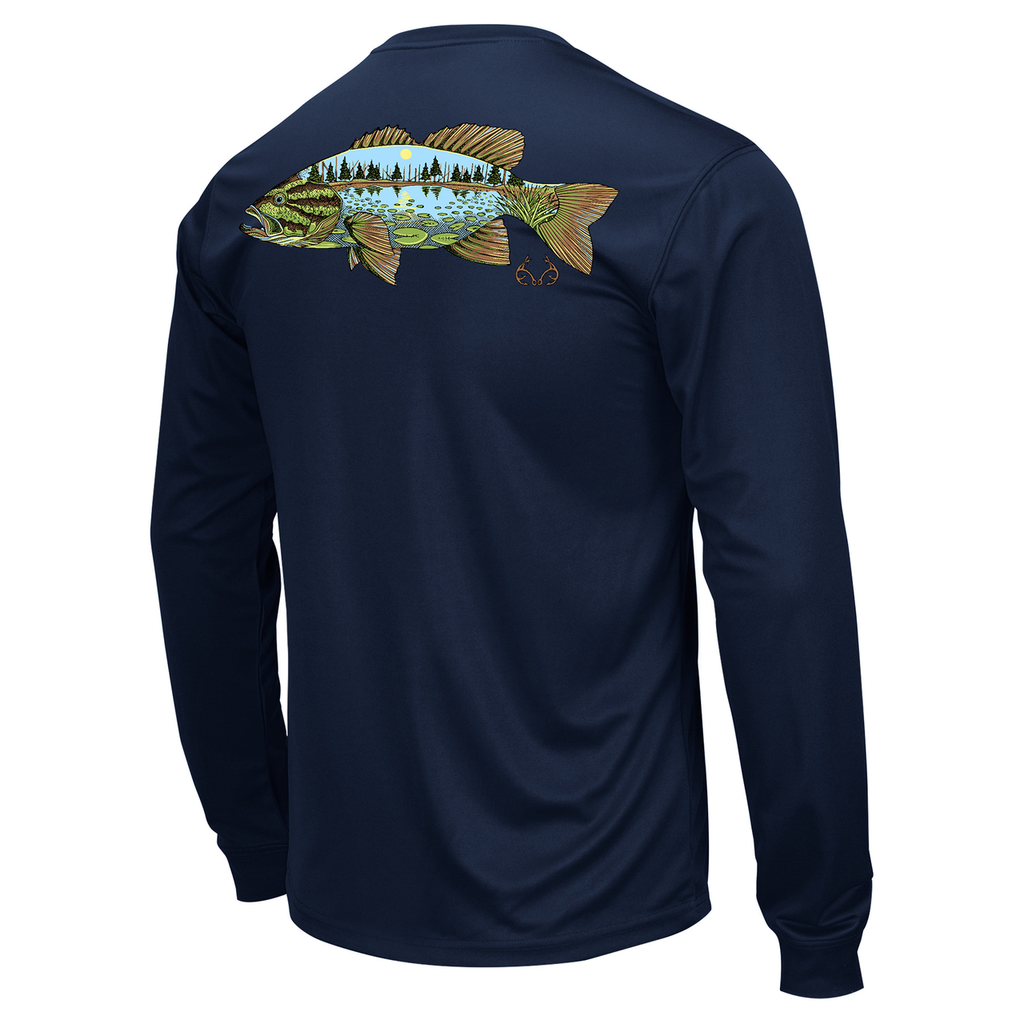 Lakeside Performance Long Sleeve Shirt Image