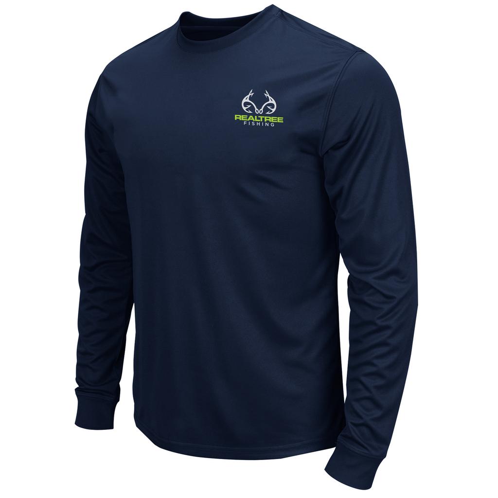 Lakeside Performance Long Sleeve Shirt Front Image