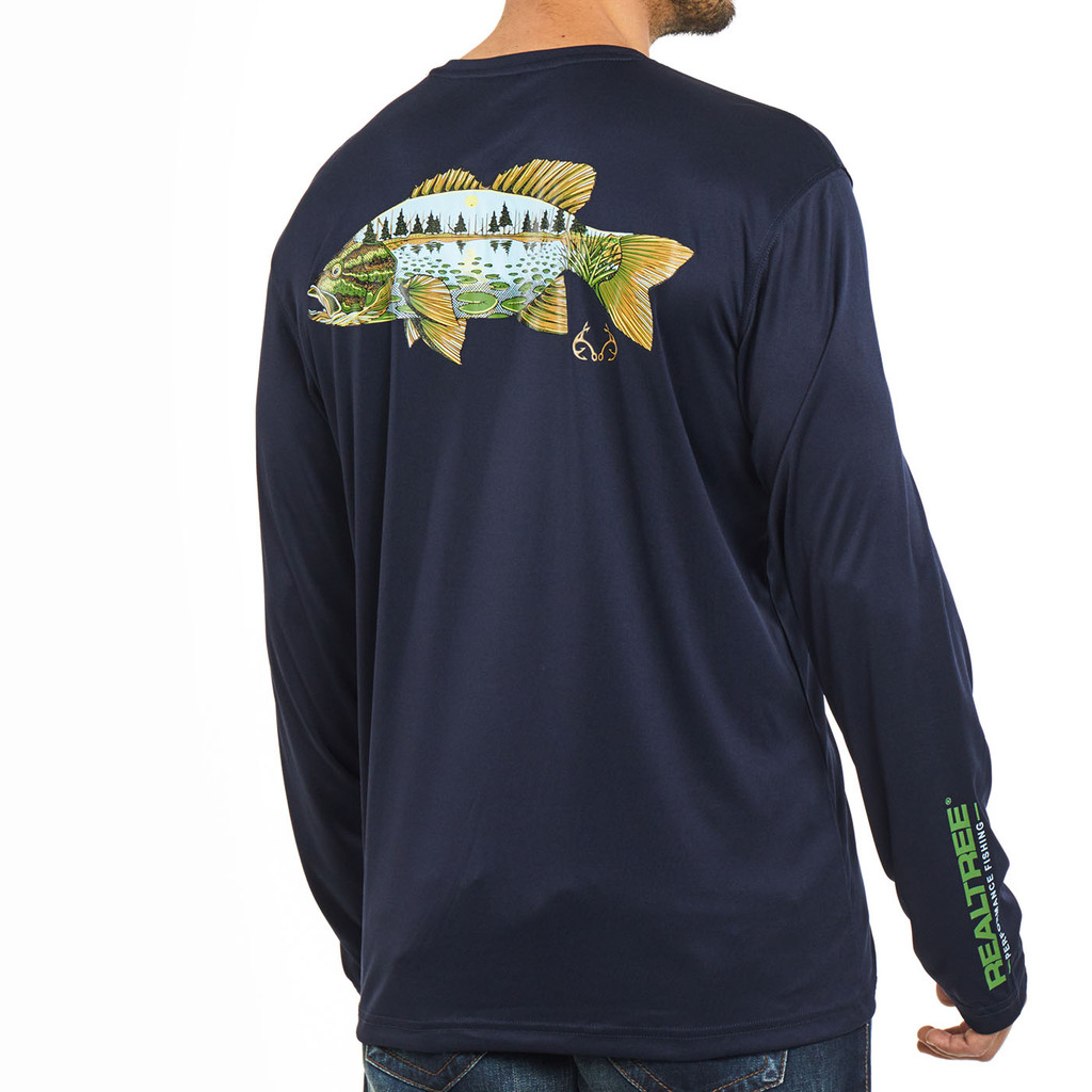 Lakeside Performance Long Sleeve Shirt