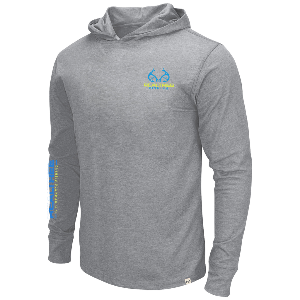 Mahi Performance Long Sleeve Hooded Shirt Front Image