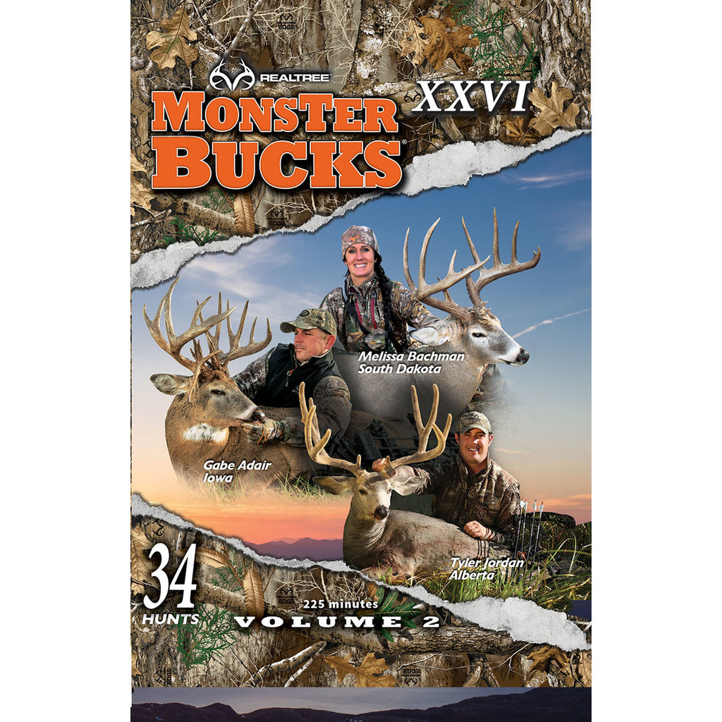 Monster Bucks XXVI Volume 2 (2018 Release)