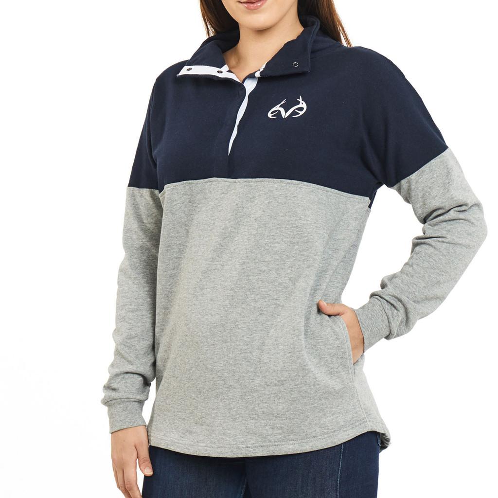 Women's 1/2 Snap Fleece Pullover