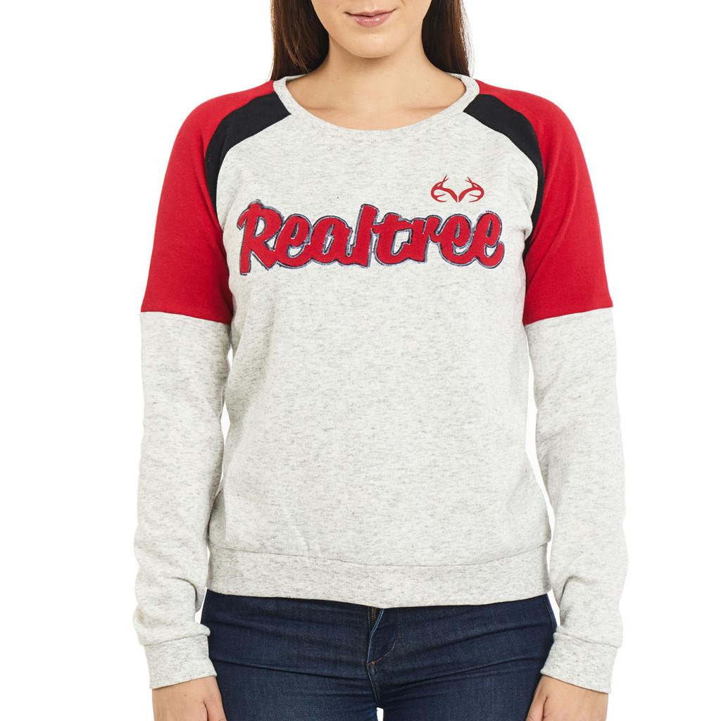 Women's Crewneck Fleece Sweatshirt