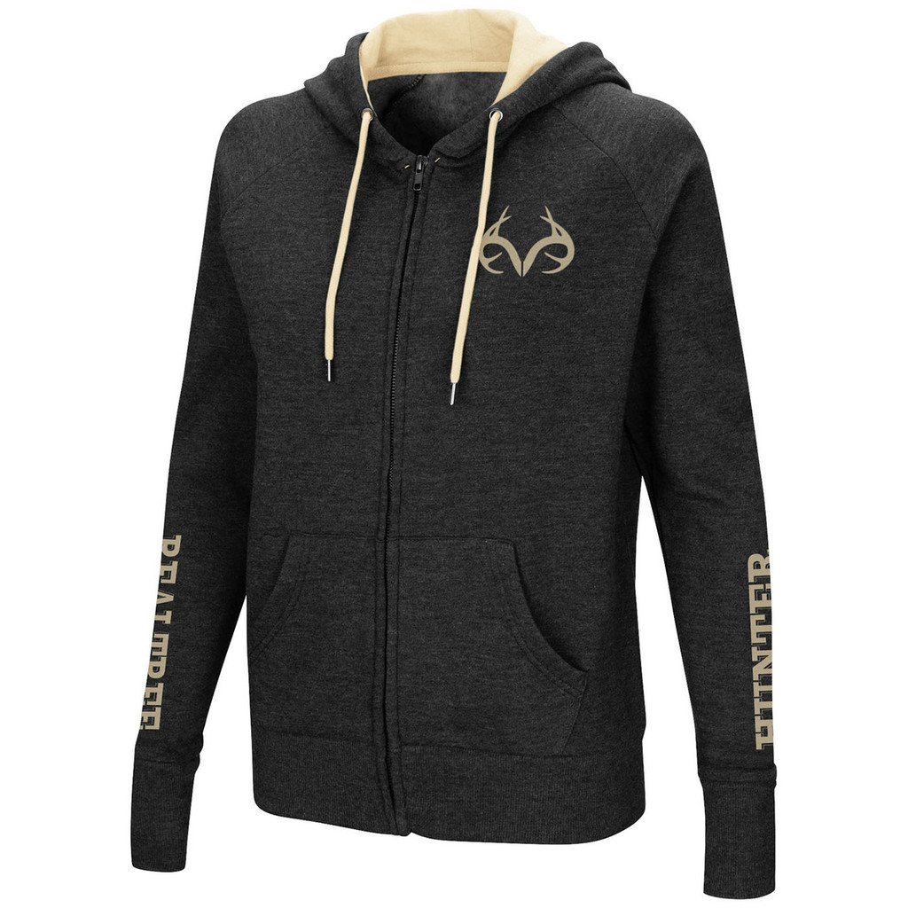 Women's Hunter Full Zip Hoodie Image