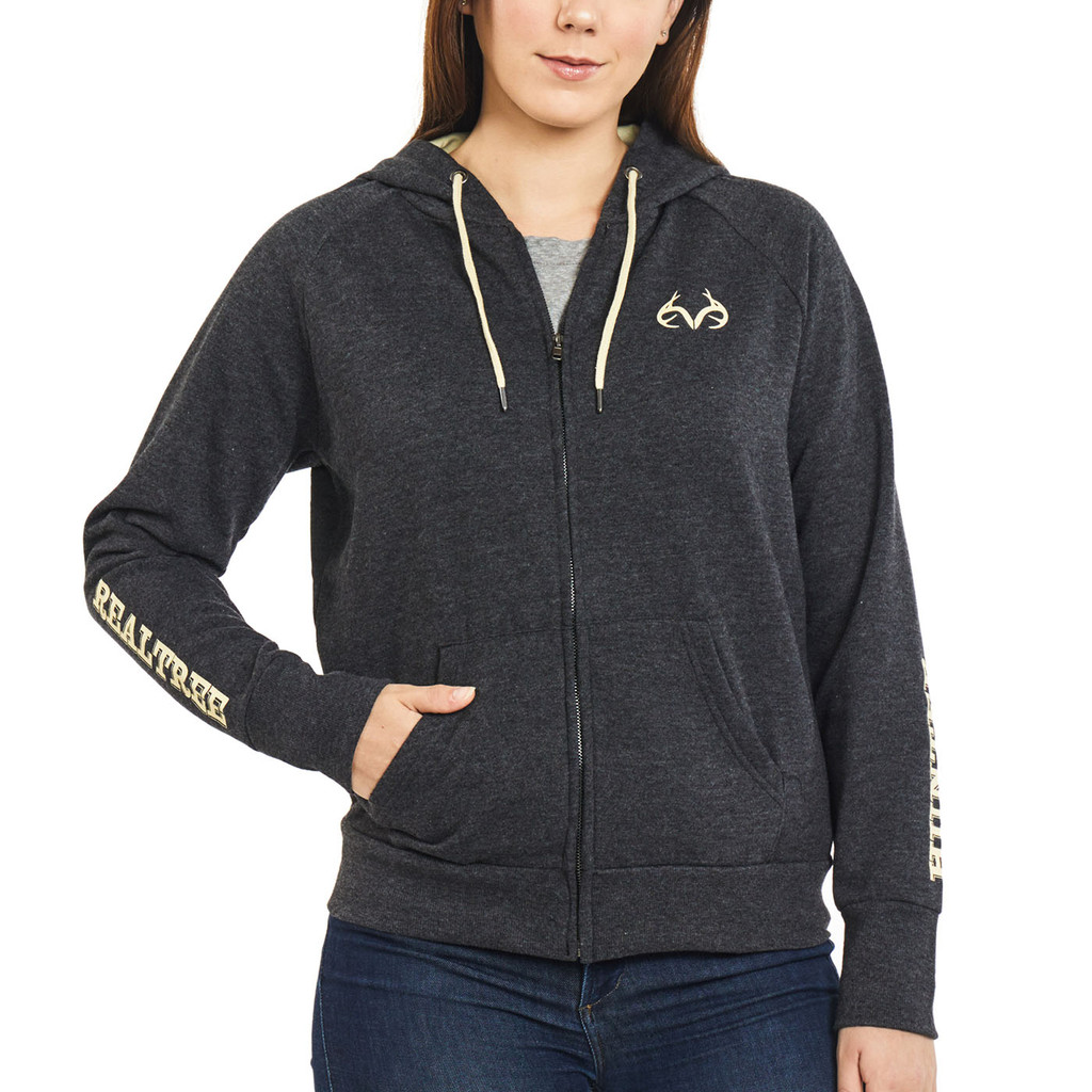 Women's Hunter Full Zip Hoodie