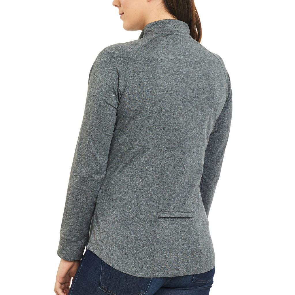 Harmony 1/2 Zip Pro Level Jacket Back