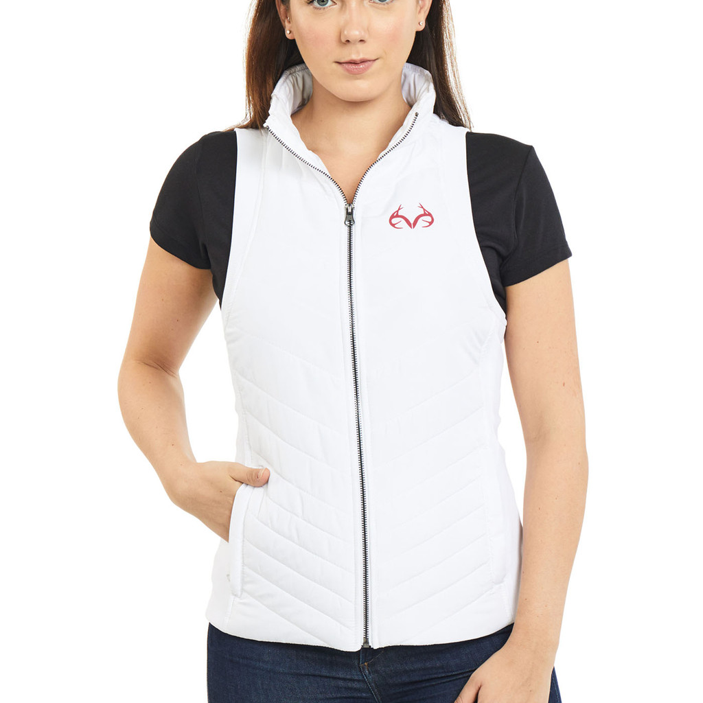 Women's Pro Level Quilted Vest