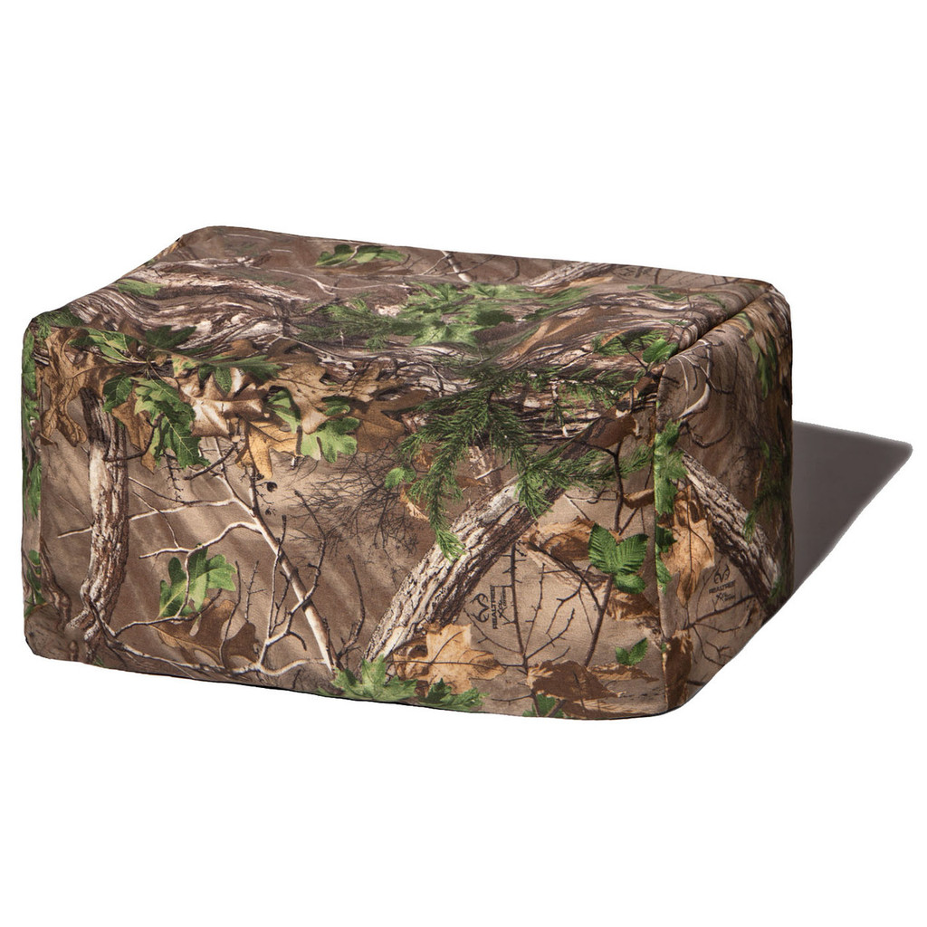 Outdoor Bean Bag Ottoman Camo Furniture