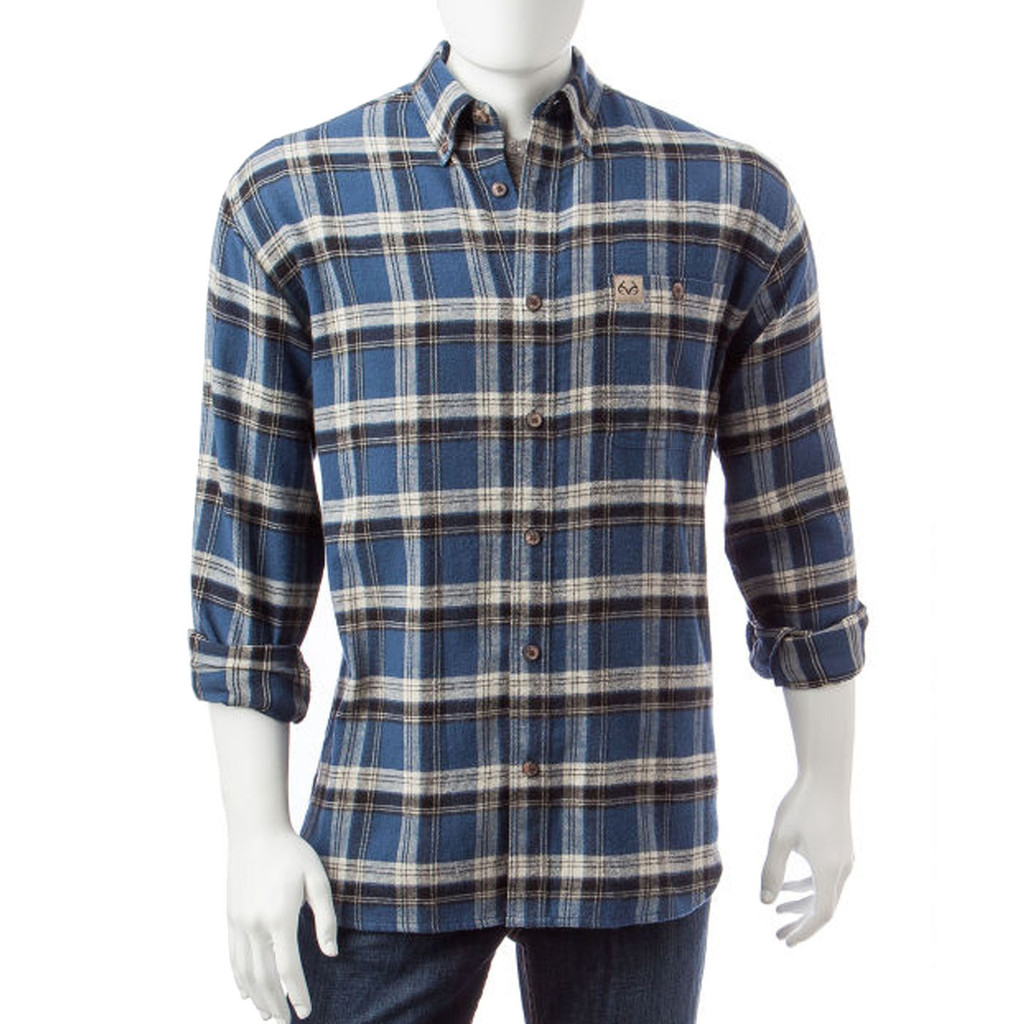 Men's Flannel Shirt BLP