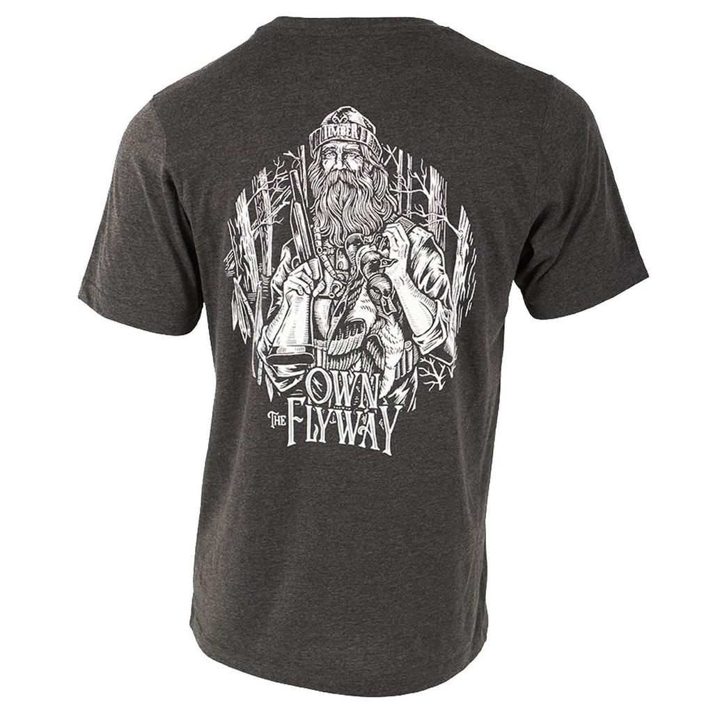 Realtree Own the Flyaway Short Sleeve Shirt Man