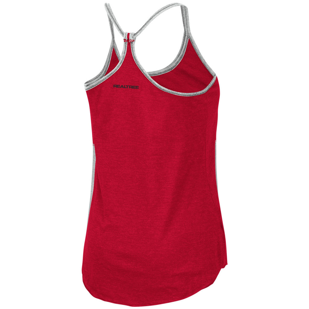 Women's Reversible Racerback Tank Back