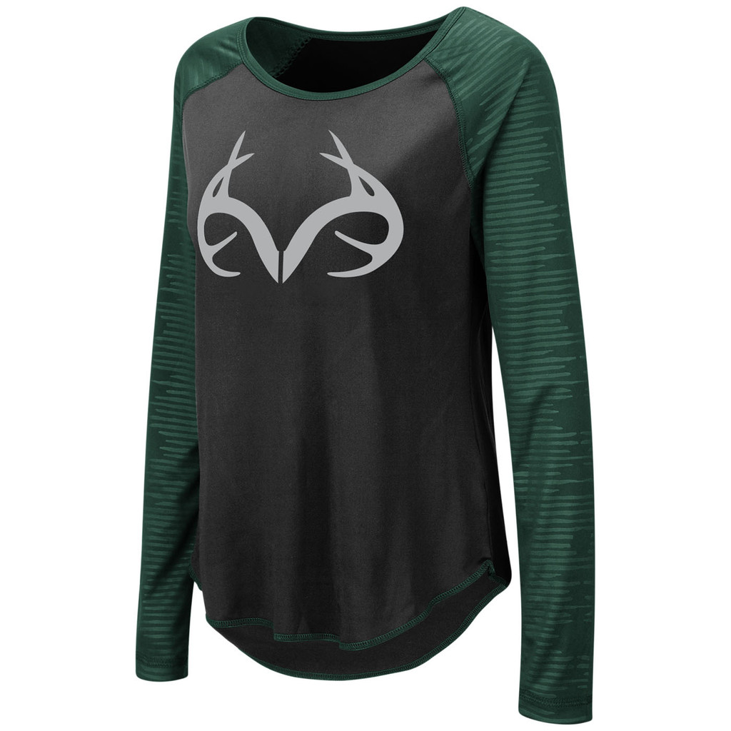 Women's Performance Long Sleeve Raglan Shirt