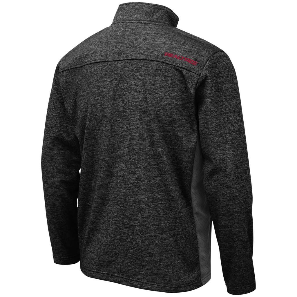 Men's 1/4 Zip Performance Fleece Jacket Back