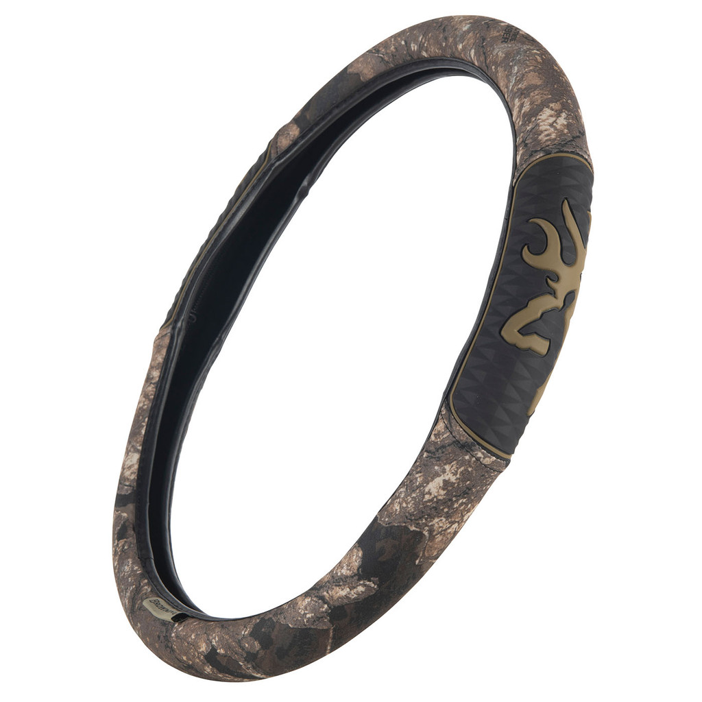 Realtree Timber Steering Wheel Cover