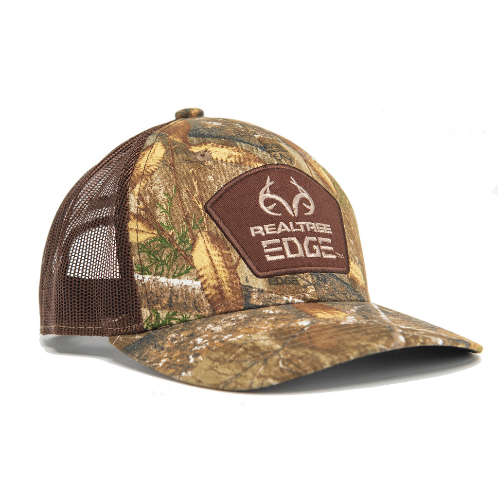 Realtree Pro Staff Mesh Back Hat in Edge