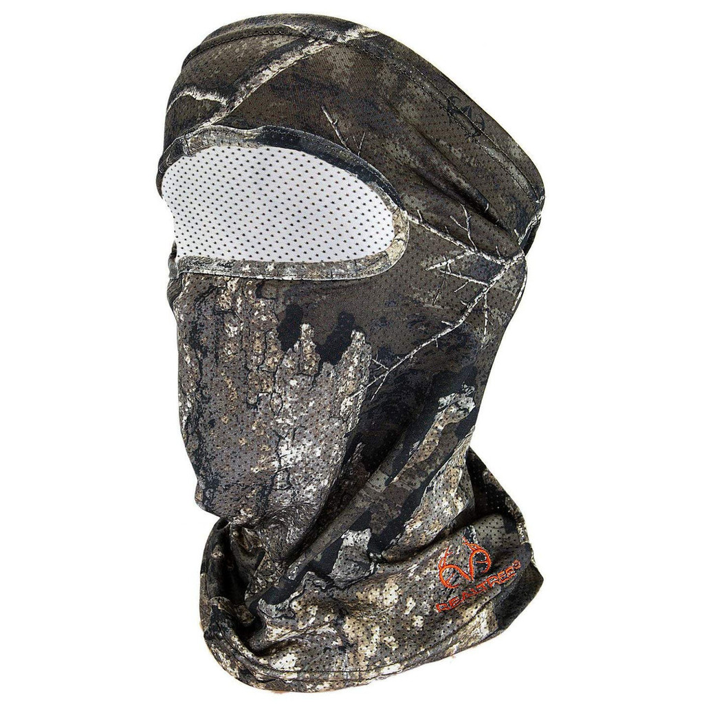 Pro Performance 3/4 Facemask in Timber