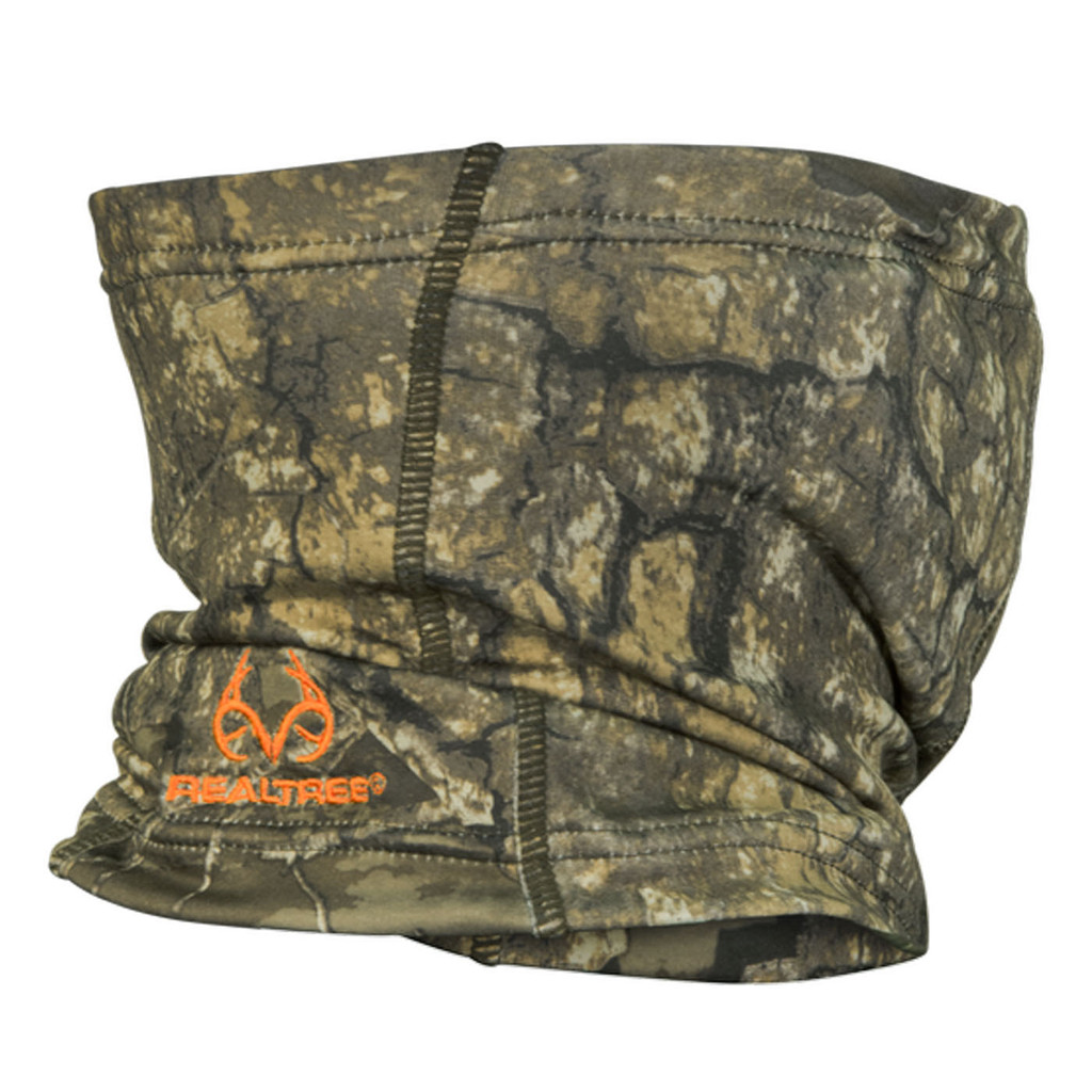 Pro Performance Neck Gaiter in Timber back