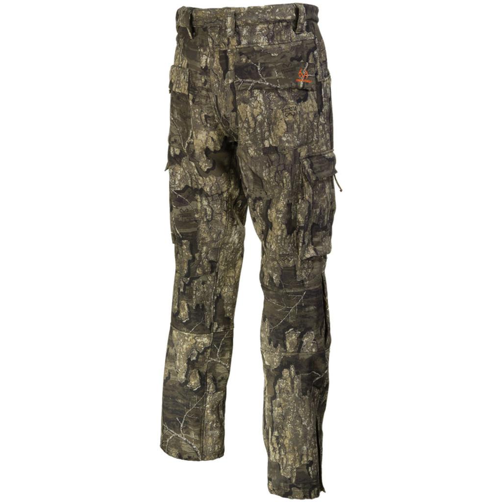 Timber Camo Pro Performance Element Pants Back