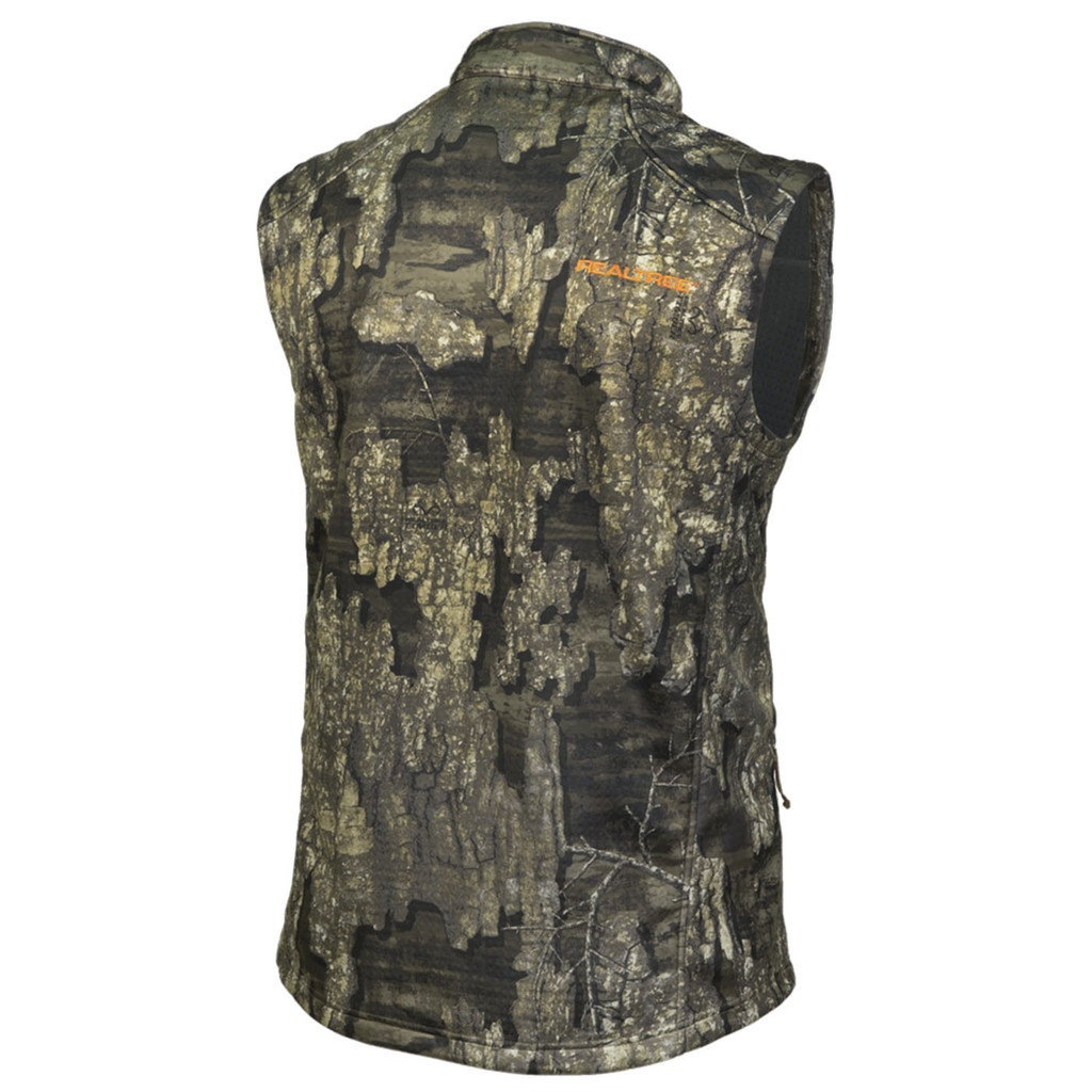 Timber Camo Pro Performance Osprey Vest Back