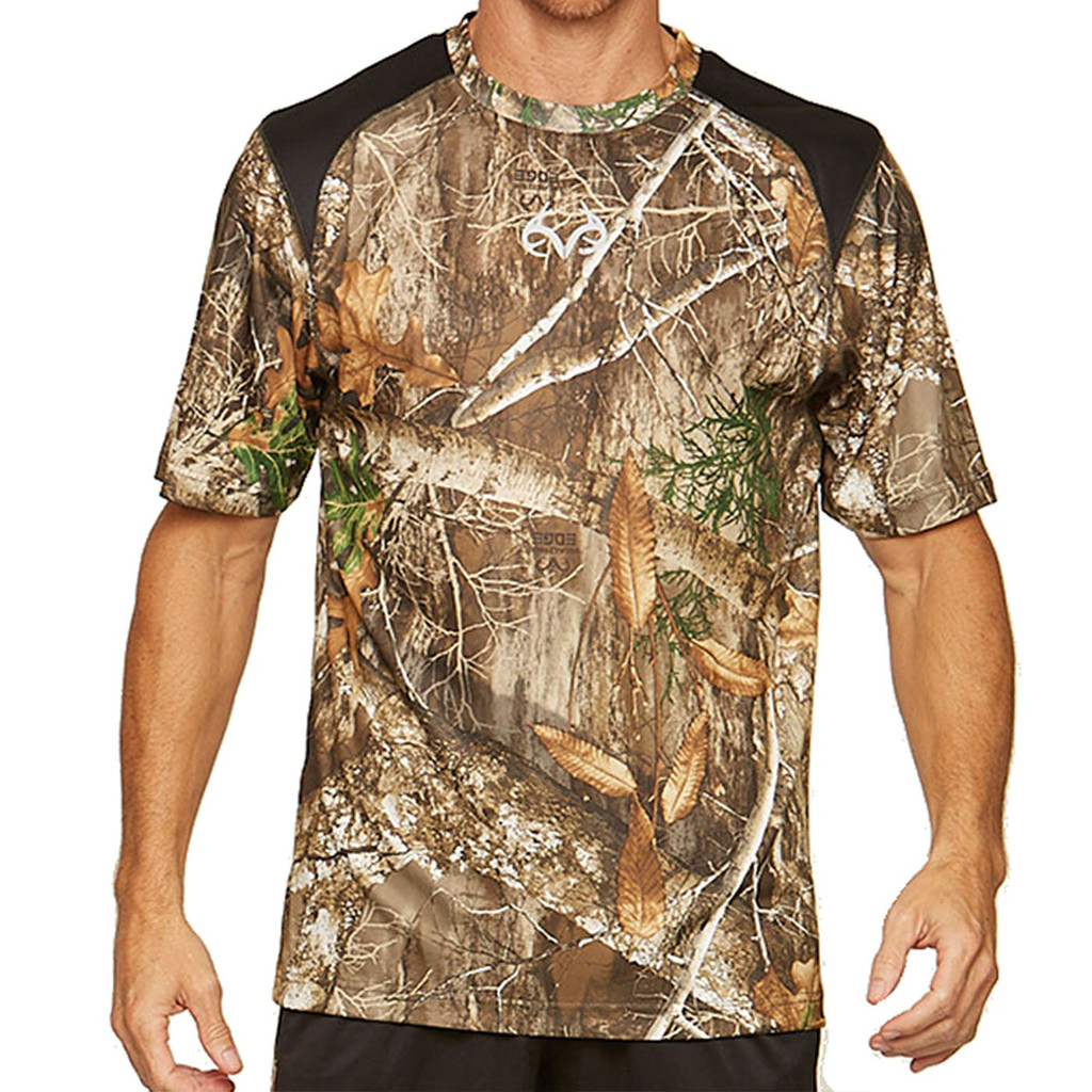 Brush Short Sleeve Shirt in Edge