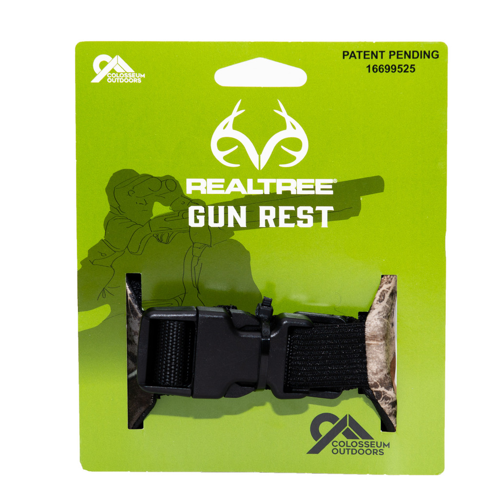 Realtree Edge Camo Gun Rest Back Package