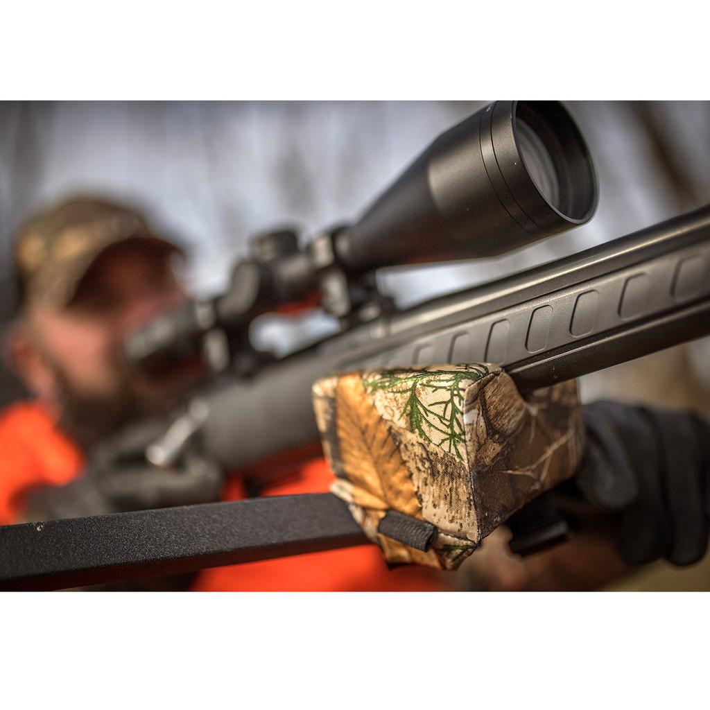 Realtree Edge Camo Gun Rest Detail