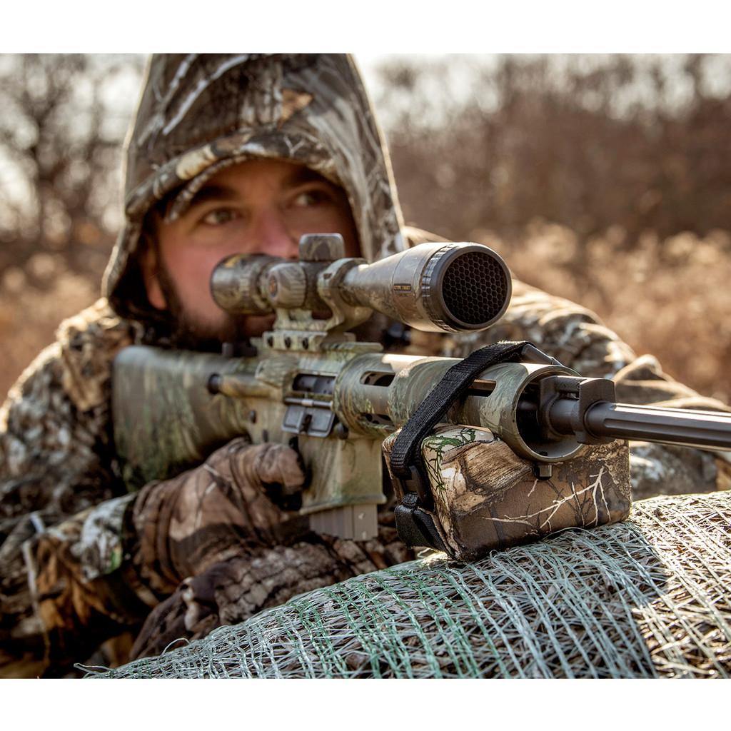 Realtree Edge Camo Gun Rest Hunter