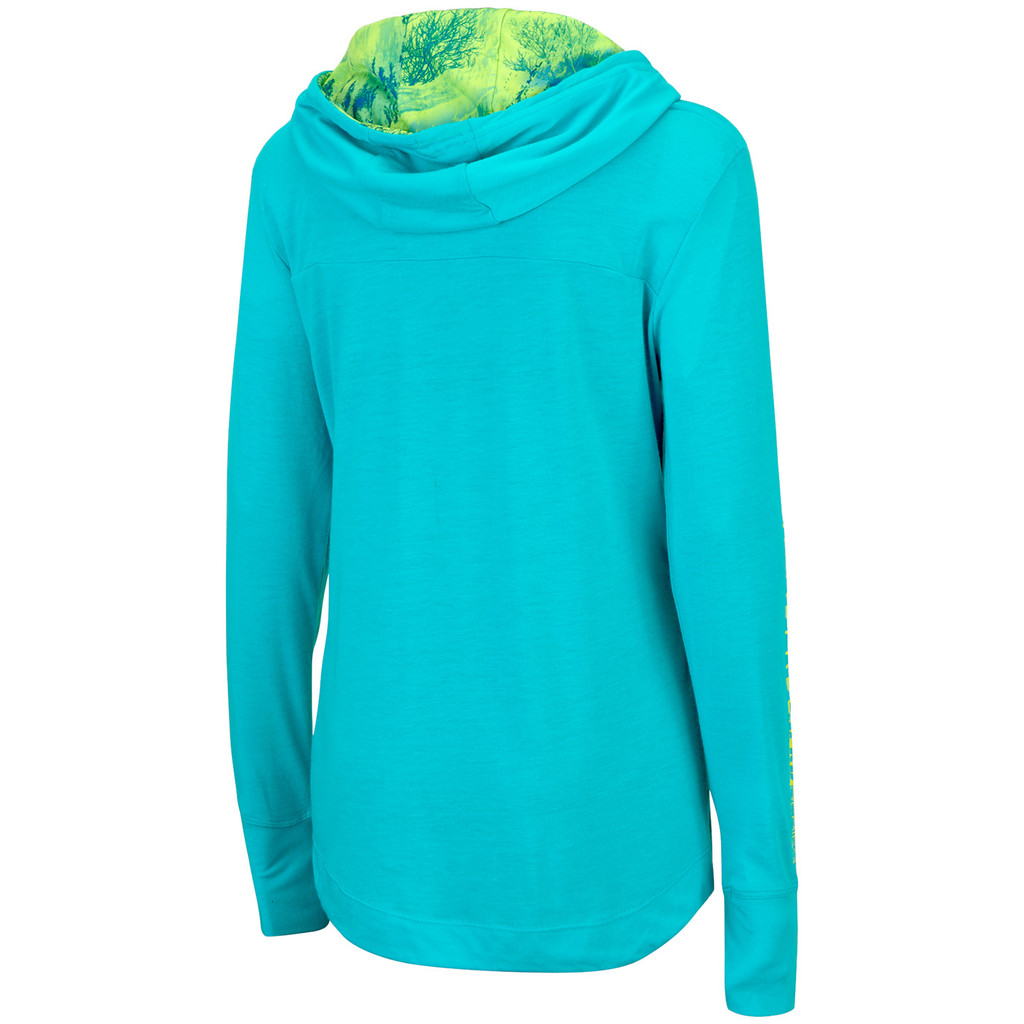 Low Country Performance Hoodie Back