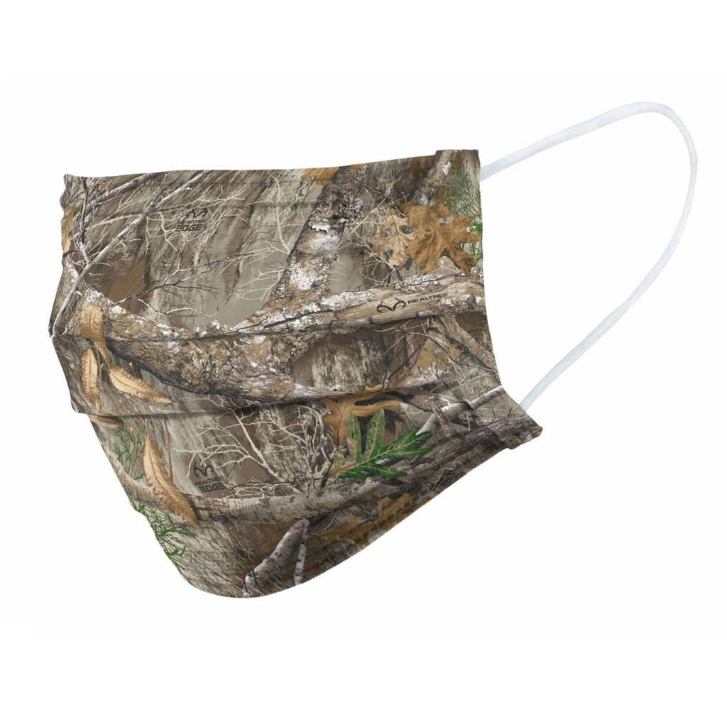 Realtree Edge Face Mask - Side